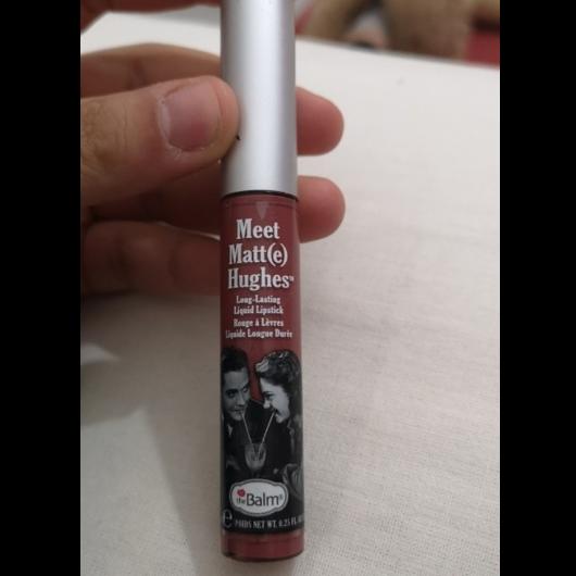 Ruj-the Balm-Meet Matt(e) Hughes Liquid Lipstick-cerencerencs-yorum-Puan-5puantiye