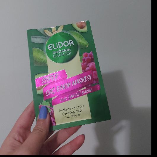 Saç Bakım Ürünleri-Elidor-Avokado ve Üzüm Çekirdeği Saç Maskesi-ceydabstnn-yorum-Puan-5puantiye