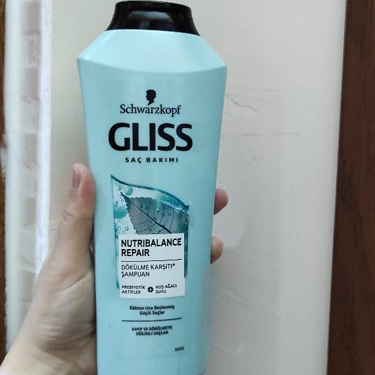 Şampuan-Gliss-Nutribalance Şampuan-denebulur_dunyasi-yorum-Puan-5puantiye