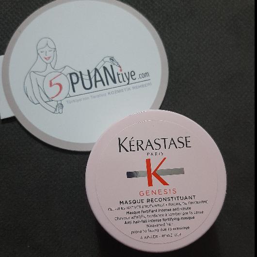 Saç Bakım Ürünleri-Kérastase-Genesis Saç Dökülme Karşıtı Güçlendirici Maske-deneyelimmi_blogggg-yorum-Puan-5puantiye