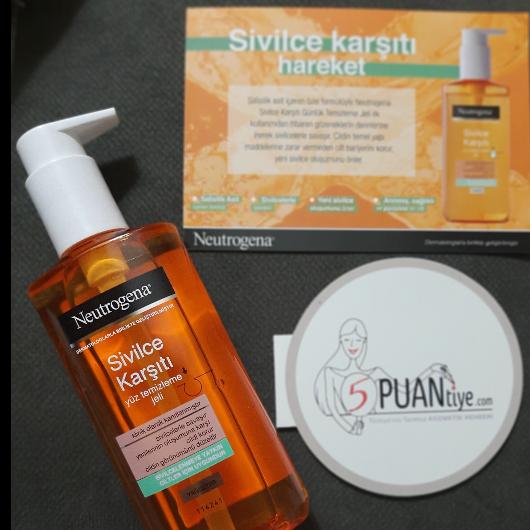 Temizleme Ürünleri-Neutrogena-Sivilce Karşıtı Günlük Temizleme Jeli-deneyelimmi_blogggg-yorum-Puan-5puantiye