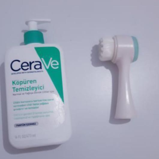 Temizleme Ürünleri-CeraVe-CeraVe Köpüren Temizleyici 236ml-deniz_d-yorum-Puan-5puantiye