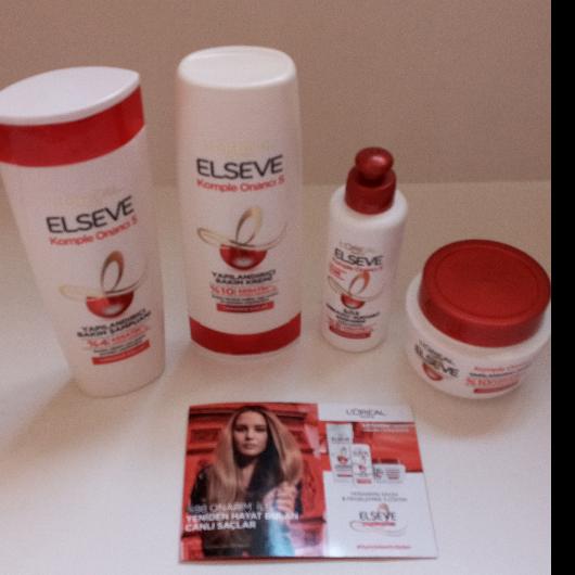 Saç Kremi-Elseve-Komple Onarıcı 5 Yapılandırıcı Bakım Kremi-deniz_d-yorum-Puan-5puantiye
