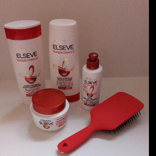 Saç Bakım Ürünleri-Elseve-Komple Onarıcı 5 Yapılandırıcı Maske-deniz_d-yorum-Puan-5puantiye