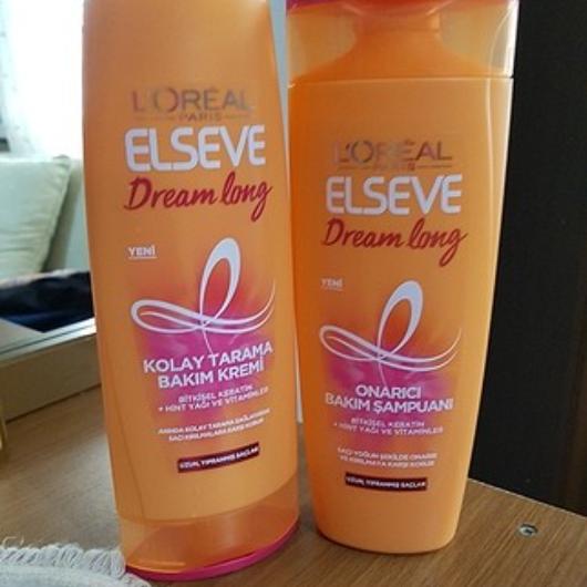 Şampuan-Elseve-Dream Long Onarıcı Bakım Şampuanı-dilan5puantiye-yorum-Puan-5puantiye