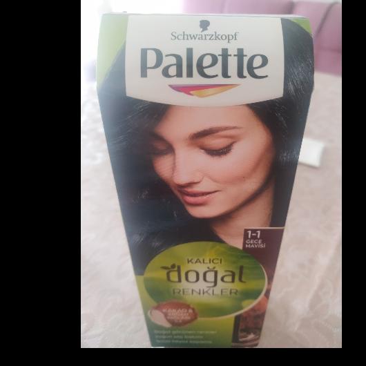 Saç Boyası-Palette-Doğal Renkler Demi Kit Saç Boyası-ebru0-yorum-Puan-5puantiye