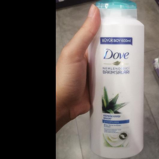 Şampuan-Dove-Kepeğe Karşı Bakım Aloe Vera ve Elma Sirkesi Şampuan-emne02-yorum-Puan-5puantiye