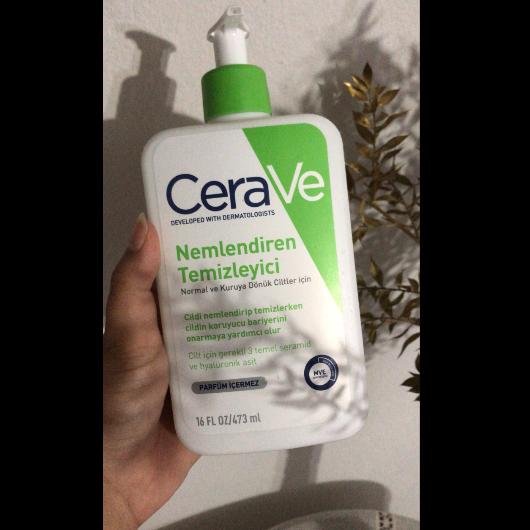 Temizleme Ürünleri-CeraVe-CeraVe Nemlendiren Temizleyici 473 ml-endamdan-yorum-Puan-5puantiye