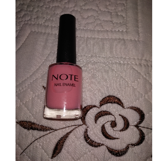 Tırnak Ürünleri-Note-Gel Look Nail Enamel Oje-evinblog35-yorum-Puan-5puantiye