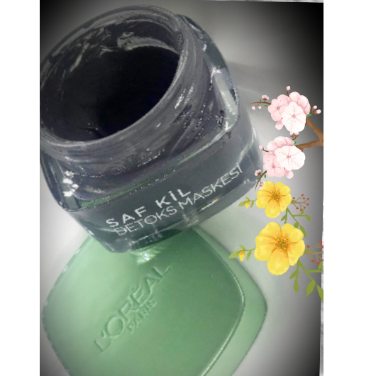 Maske-L'Oréal Paris-Saf Kil Detoks Maskesi-evinblog35-yorum-Puan-5puantiye
