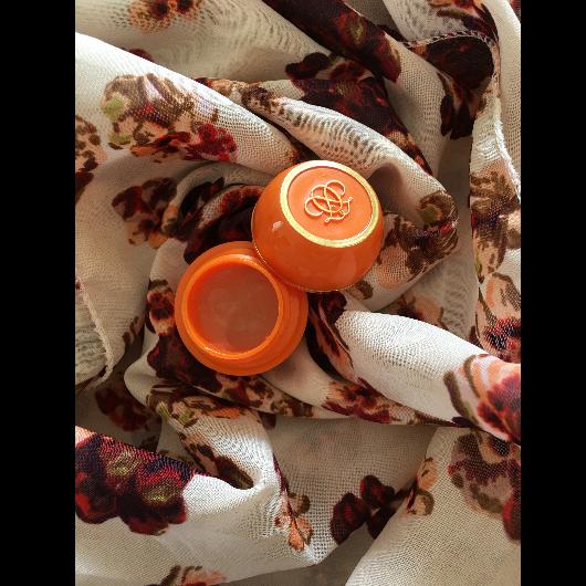 Dudak Bakımı-Oriflame-Tender Care Nar Özlü Koruyucu Balm-fourleafclover8-yorum-Puan-5puantiye