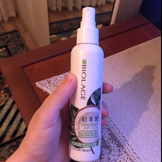 Saç Bakım Ürünleri-MATRIX BIOLAGE-All-In-One Çok Yönlü Durulanmayan Bakım Spreyi-gulsum_uncu-yorum-Puan-5puantiye
