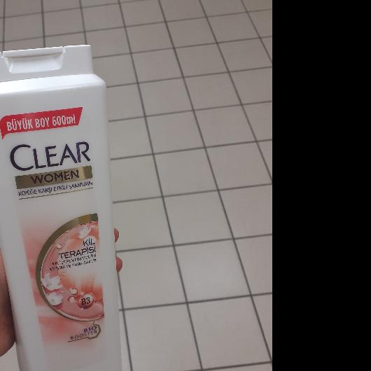Şampuan-CLEAR WOMEN-Kil Terapisi Şampuan-kelebk27-yorum-Puan-5puantiye
