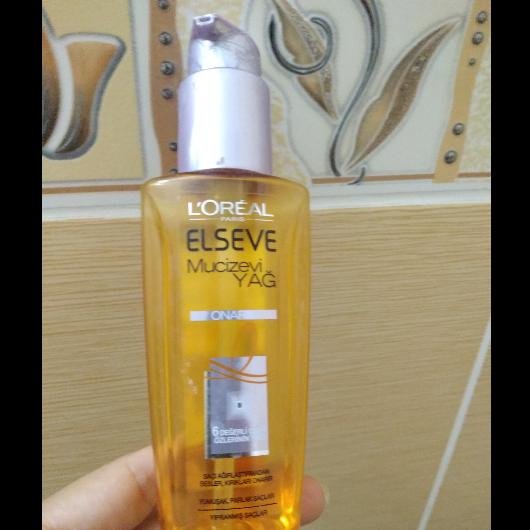 Saç Bakım Ürünleri-Elseve-Mucizevi Yağ Onarıcı Mucizevi Bakım Yağı-konur7833-yorum-Puan-5puantiye