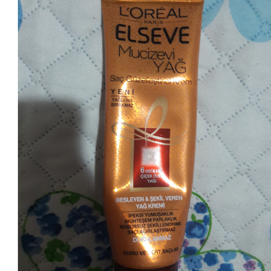 Saç Bakım Ürünleri-Elseve-Mucizevi Yağ Saç Güzelleştirici Krem Her Saç Tipine Uygun-leyla33-yorum-Puan-5puantiye