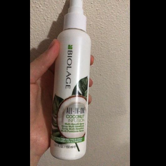 Saç Bakım Ürünleri-MATRIX BIOLAGE-All-In-One Çok Yönlü Durulanmayan Bakım Spreyi-baharyamansenol-yorum-Puan-5puantiye