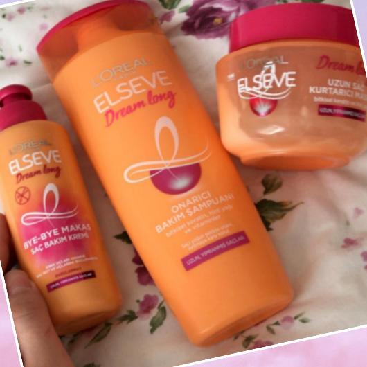 Şampuan-Elseve-Dream Long Onarıcı Bakım Şampuanı-baharyamansenol-yorum-Puan-5puantiye
