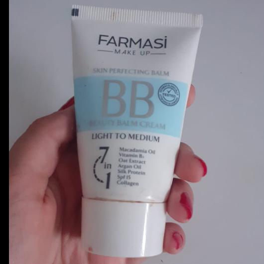 BB/CC Krem-FARMASİ MAKE UP-FARMASİ BB KREM-mervealhan44-yorum-Puan-5puantiye