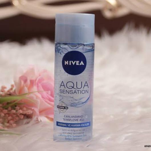 Temizleme Ürünleri-NIVEA-Aqua Sensation Canlandırıcı Yüz Yıkama Köpüğü-mlsdgn43-yorum-Puan-5puantiye