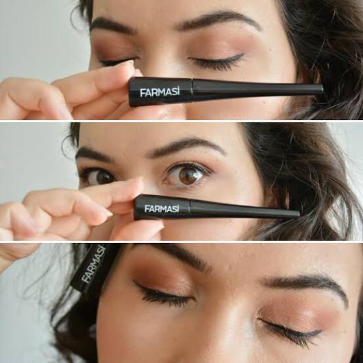 Eyeliner-Göz Kalemi-FARMASİ MAKE UP-GLITTER EYELINER-mlsdgn43-yorum-Puan-5puantiye