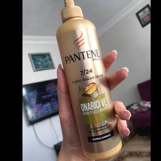 Saç Kremi-Pantene-Onarıcı Bakım 7/24 Bakım Kremi-mlsdgn43-yorum-Puan-5puantiye
