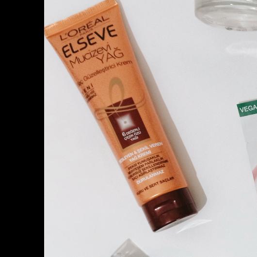 Saç Bakım Ürünleri-Elseve-Mucizevi Yağ Saç Güzelleştirici Krem Kuru ve Sert Saçlar İçin-mrsblogy-yorum-Puan-5puantiye