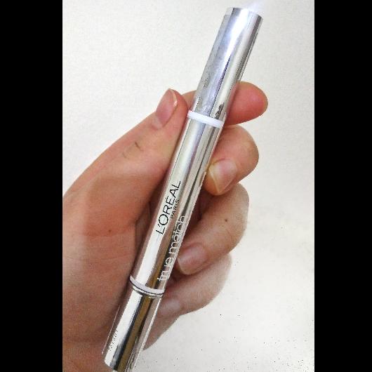 Kapatıcı/Aydınlatıcı/Kontür-L'Oréal Paris Makyaj-True Match Göz Kremi İçeren Kapatıcı-mrsblogy-yorum-Puan-5puantiye