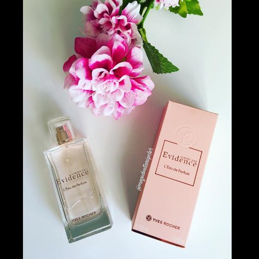Kadın Parfüm-Yves Rocher-Comme Une Evidence EDP 100ml-muge-yorum-Puan-5puantiye