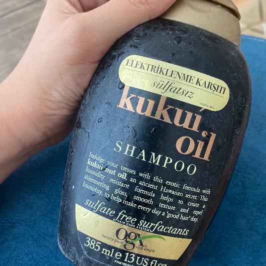 Şampuan-Ogx-Kukui Oil Elektriklenme Karşıtı Şampuan-mybloglifeee-yorum-Puan-5puantiye