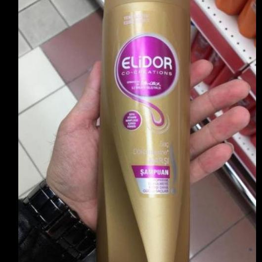 Şampuan-Elidor-Saç Dökülmelerine Karşı Şampuan-nuray12onur-yorum-Puan-5puantiye