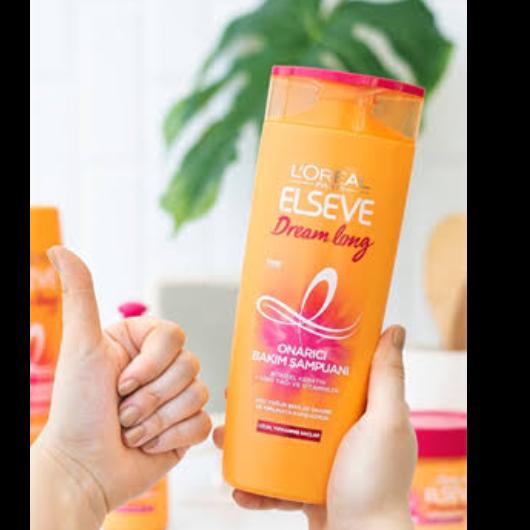 Şampuan-Elseve-Dream Long Onarıcı Bakım Şampuanı-oznuryilmaz-yorum-Puan-5puantiye