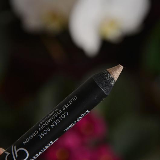 Göz Farı-Golden Rose-Glitter /Suya Dayanıklı Simli Kalem Far-reyhan18-yorum-Puan-5puantiye