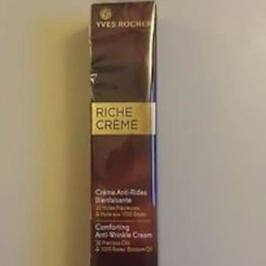 Gündüz Kremi-Yves Rocher-Riche Creme - Besleyici Yenileyici Gündüz Kremi-reyhan18-yorum-Puan-5puantiye