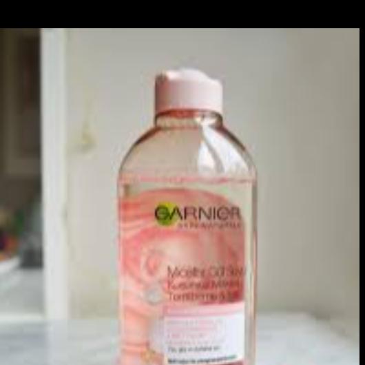 Makyaj Temizleyici-Garnier Skin Naturals-Micellar Gül Suyu Kusursuz Makyaj Temizleme & Işıltı-fikrimmcee-yorum-Puan-5puantiye