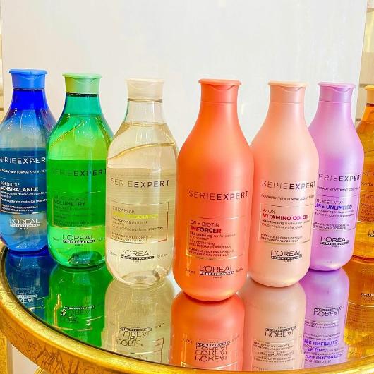 Şampuan-L'Oréal Professionnel-Serie Expert Volumetry İnce Telli Saçlar için Hacim Veren Şampuan-yasamveguzellikk-yorum-Puan-5puantiye